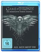 Game of Thrones - Staffel 4 BLU-RAY Box (BLU-RAY) für 13,99 Euro