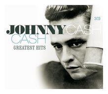 GREATEST HITS - THE CHART STORY + BONUS - LIVE BRO (Johnny Cash) für 8,49 Euro