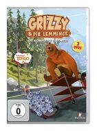 Grizzy & die Lemminge: Staffel 2 DVD-Box (DVD) für 17,99 Euro