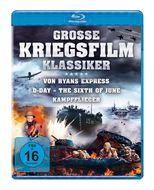 Große Kriegsfilm-Klassiker BLU-RAY Box (BLU-RAY) für 16,34 Euro