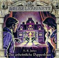 Gruselkabinett (145): Das unheimliche Puppenhaus (CD(s)) für 7,49 Euro