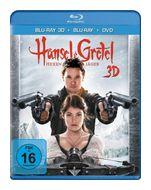 Hänsel und Gretel - Hexenjäger BLU-RAY Box (BLU-RAY 3D) für 14,99 Euro