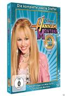 Hannah Montana: Zwei Welten, ein Geheimnis - Season 2 (4 DVDs) DVD-Box (DVD) für 13,99 Euro