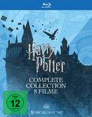 Harry Potter - Complete Collection BLU-RAY Box (BLU-RAY) für 39,99 Euro
