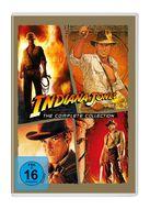 Indiana Jones 1-4 Gesamtedition (DVD) für 16,99 Euro