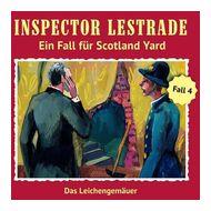 Inspector Lestrade: Das Leichengemäuer (4) (CD(s)) für 9,99 Euro