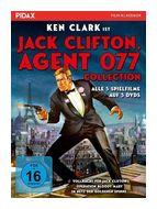 Jack Clifton,Agent 077-Collection Pidax-Klassiker (DVD) für 31,99 Euro