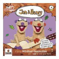 Jan & Henry: Neun Rätsel und ein Lied (4) (CD(s)) für 4,99 Euro