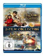 Jim Knopf & Lukas der Lokomotivführer + Jim Knopf und die Wilde 13 (BLU-RAY) für 24,99 Euro