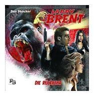 Larry Brent (01): Die Rückkehr (CD(s)) für 8,99 Euro
