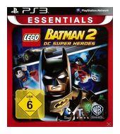 LEGO Batman 2: DC Super Heroes (Essentials) (Playstation3) für 19,00 Euro