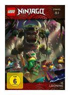 LEGO Ninjago-Staffel 13.1 (DVD) für 9,99 Euro