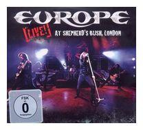 LIVE! AT SHEPHERD'S BUSH, LONDON (Europe) für 6,99 Euro