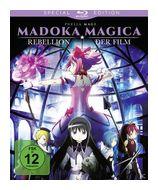 Madoka Magica - Der Film: Rebellion Special Edition (BLU-RAY) für 29,99 Euro