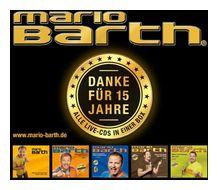 Mario Barth: Danke für 15 Jahre: Die Box (CD(s)) für 23,99 Euro