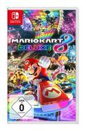 Mario Kart 8 Deluxe (Nintendo Switch) für 47,99 Euro