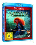 Merida - Legende der Highlands - 2 Disc Bluray (BLU-RAY 3D) für 18,99 Euro