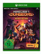 Minecraft Dungeons (Hero Edition) (Xbox One) für 24,99 Euro