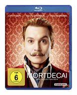 Mortdecai - Der Teilzeitgauner (BLU-RAY) für 9,99 Euro
