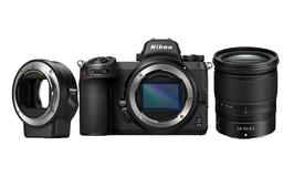 Nikon Z6 II Kit 25 MP MILC Nikon Z 24 - 70 mm für 2.869,00 Euro