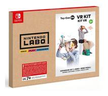 Nintendo Labo: Toy-Con 04 Erweiterungspaket 2 (Vogel + Windpedal) (Nintendo Switch) für 8,99 Euro