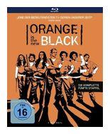 Orange is the new Black - Die komplette fünfte Staffel BLU-RAY Box (BLU-RAY) für 17,99 Euro