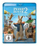 Peter Hase 2 - Ein Hase macht sich vom Acker (BLU-RAY) für 14,99 Euro