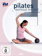 Pilates Workout mit Ball mit Anette Alvaredo (DVD) für 9,99 Euro