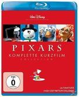 Pixars komplette Kurzfilm Collection (BLU-RAY) für 14,99 Euro