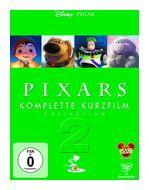 Pixars komplette Kurzfilm Collection 2 (DVD) für 9,99 Euro