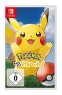 Pokémon: Let's Go, Pikachu! (Nintendo Switch) für 44,99 Euro