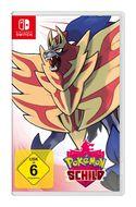 Pokémon Schild (Nintendo Switch) für 39,00 Euro