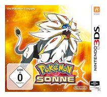 Pokémon Sonne (Nintendo 3DS) für 34,99 Euro