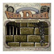 Prof. Van Dusen 02: Das sicherste Gefängnis der Welt (CD(s)) für 7,99 Euro