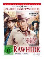 RAWHIDE - 1000 MEILEN STAUB - Staffel 5, Teil 1 (DVD) für 23,99 Euro