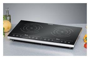 Rommelsbacher CT 3410/IN Doppelkochplatte Induktion Touch Control für 169,99 Euro