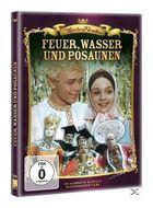 Russische Märchen: Feuer, Wasser und eherne Posaunen (DVD) für 10,99 Euro