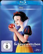 Schneewittchen und die sieben Zwerge Classic Collection (BLU-RAY) für 9,99 Euro