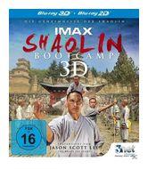 Shaolin Bootcamp 3D (BLU-RAY 3D) für 8,99 Euro