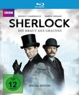 Sherlock - Die Braut des Grauens (BLU-RAY) für 16,99 Euro