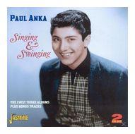 SINGING  & SWINGING (Paul Anka) für 14,49 Euro