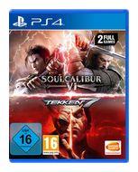 Soulcalibur VI + Tekken 7 (PlayStation 4) für 20,00 Euro