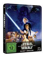 Star Wars: Episode VI - Die Rückkehr der Jedi-Ritter Steelbook (BLU-RAY) für 14,99 Euro