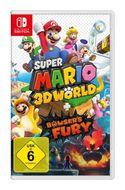 Super Mario 3D World + Bowser's Fury (Nintendo Switch) für 54,99 Euro