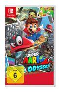 Super Mario Odyssey (Nintendo Switch) für 47,99 Euro