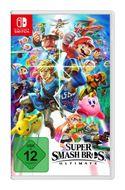 Super Smash Bros. Ultimate (Nintendo Switch) für 54,99 Euro