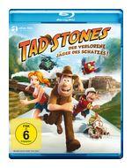 Tad Stones - Der verlorene Jäger des Schatzes! (BLU-RAY) für 9,99 Euro