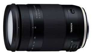 Tamron 18-400mm F/3.5-6.3 Objektiv Nikon-Anschluss für 579,00 Euro