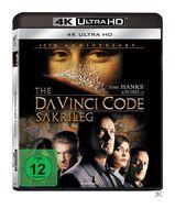 The Da Vinci Code - Sakrileg (4K Ultra HD BLU-RAY) für 14,99 Euro