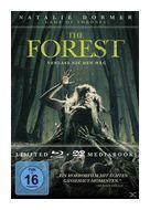 The Forest - Verlass nie den Weg Mediabook (BLU-RAY + DVD) für 7,99 Euro